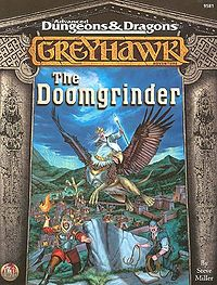 Cover of The Doomgrinder